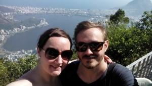 Utsikt over Rio