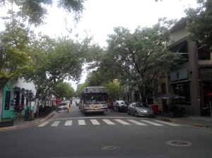Honduras-gaten i Buenos Aires