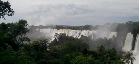 Panorama fra Argentina