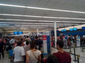 Kø-kaos Argentina Airlines