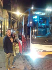Bussen til Uyuni