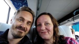På bussen til Uyuni