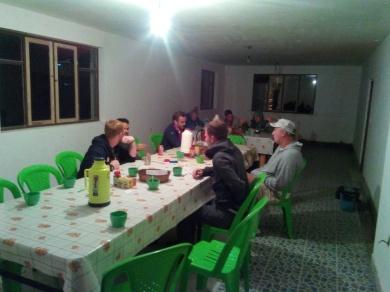 Middag i Culpina