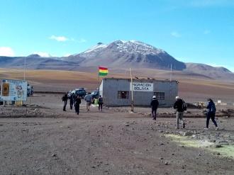 Grensen til Chile