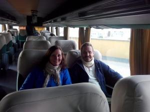 På bussen til Puno