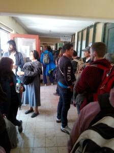 Passkontoret i Bolivia