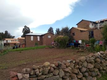 Landsbyen på Amantani