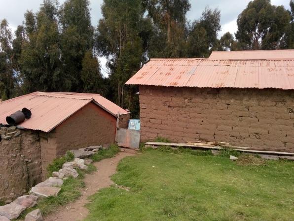 Huset på Amantani