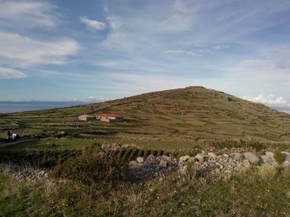 Utsikt mot Pachatata