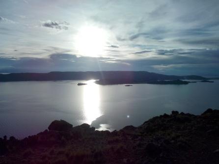Utsikt fra Pachamama