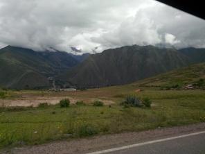 Underveis fra Cusco til Ollantaytambo