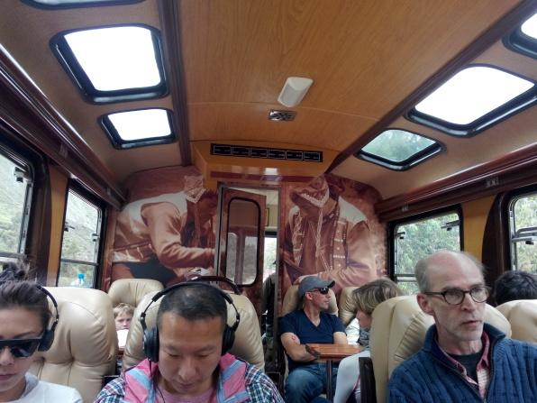Togvognen vår
