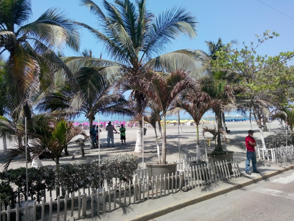 Stranden i Boca Grande