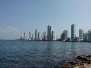 Skyline over Boca Grande