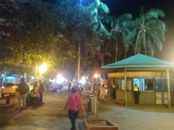 Strandpromenaden, El Rodadero