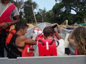 Andre i båten