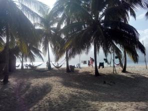 Mot stranden