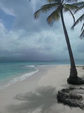 Enden av øya