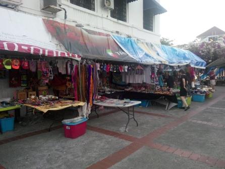 Marked i Casco Viejo