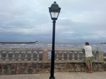 Kysten av Nicaraguasjøen
