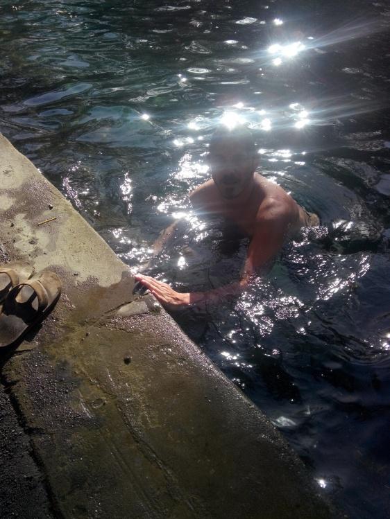 Thomas i vannet