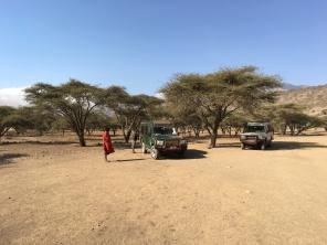 Jeeper hos masaiene