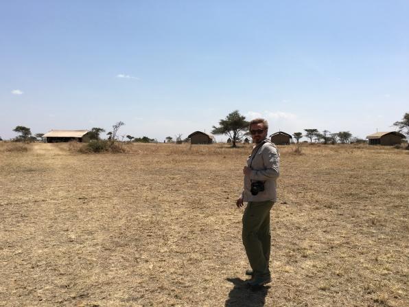 Ankommet Serengeti Wildcamp