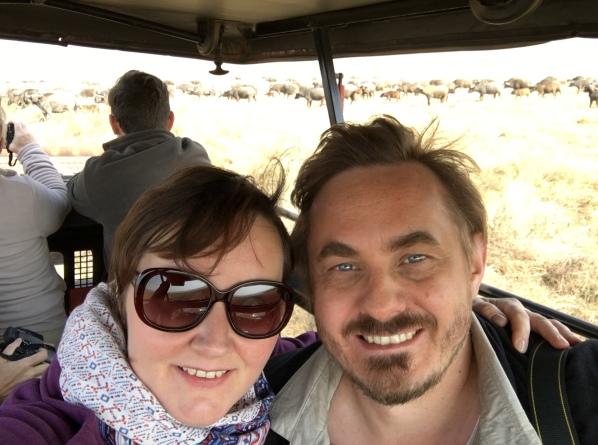 Oss og bøffel
