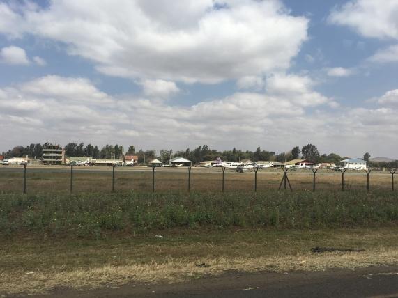Arusha flyplass