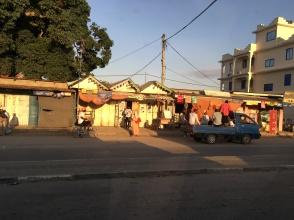 Gate i Zanzibar Town