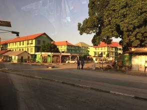 Bygninger i Zanzibar Town